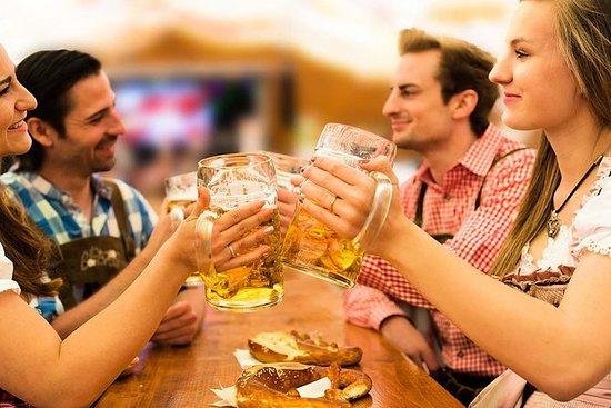 萨尔茨堡为期4天的慕尼黑啤酒节和音乐之旅