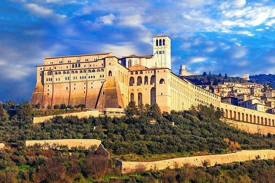 Tour de 3 dias em Assis saindo de Roma