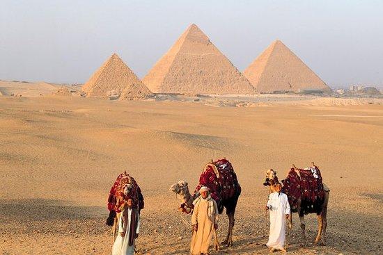 To dage privat tur til Giza...
