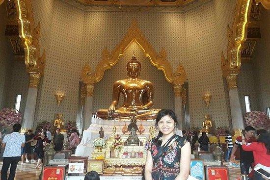 Tour privato della città di Bangkok
