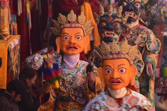 Ladakh Tour with Hemis Festival