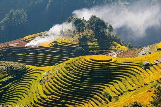 TREKKING SAPA - MU CANG CHAI, Vietnam...