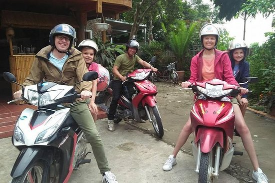 MU CANG CHAI - Motorsykkel tour 3D2N