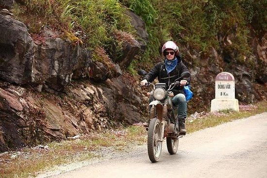 Nord-Vietnam motorsykkel tur 9 dager