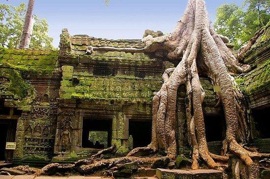 Visite d'Angkor Wat en deux jours...