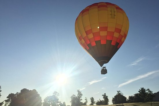 Shared Hot Air Adventure