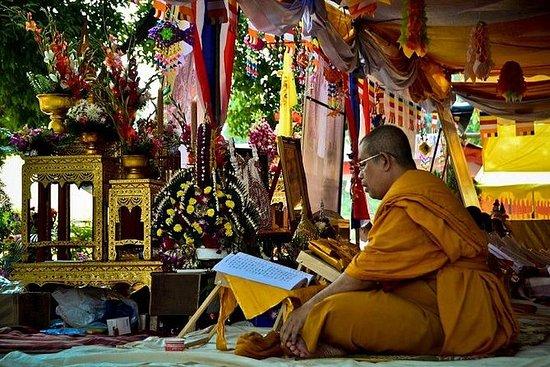 Fotspor av Buddha Tour