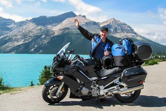8 giorni di tour in motocicletta