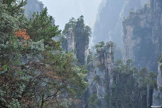 3-Day Private Tour to Zhangjiajie...