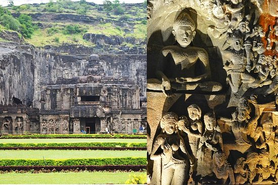Ajanta Ellora Combo 2 Day Only Guided...