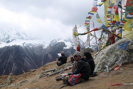 Langtang Valley View Trekking 7- Dager