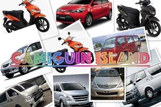 Camiguin Transport - Car-Van-MotorBike