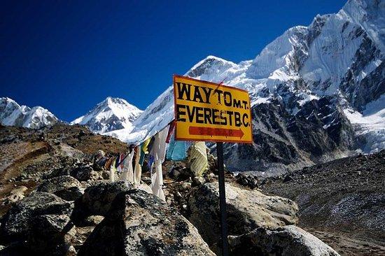 Everest Base Camp Heli Trek - 11 dagar