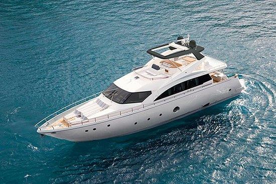Motor Yacht Day Cruise Athens