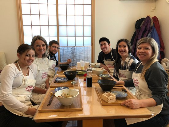 YUCa's Japanese Cooking: Cooking class with Ramen & Gyoza lovers!