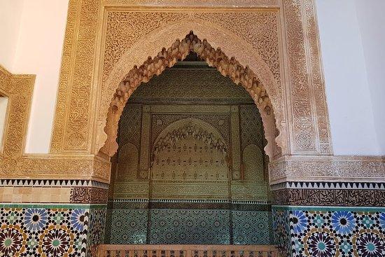Utforsk Beautiful Marrakech: Half Day...