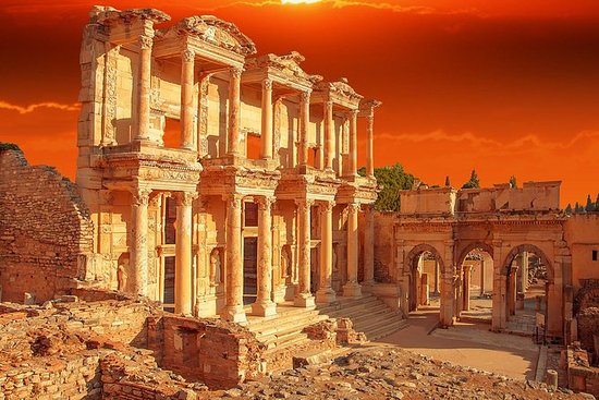 Daily Ephesus & Virgin Mary Tour from...