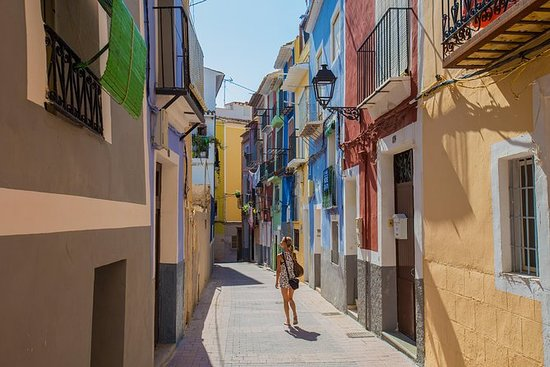 Villages de charme: Villajoyosa et...