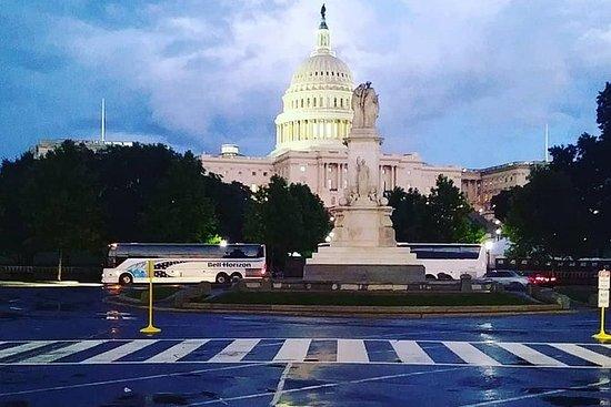 Washington D.C Hotel og Night Tour...
