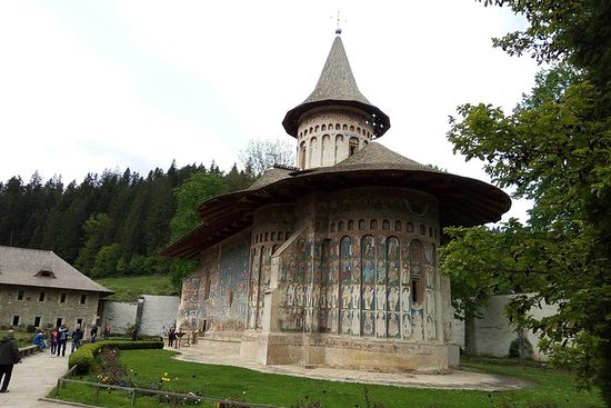 Painted Monasteries of Bucovina - 3...