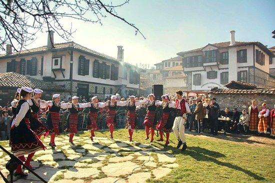 Trifon Zarezan Day in Zlatograd