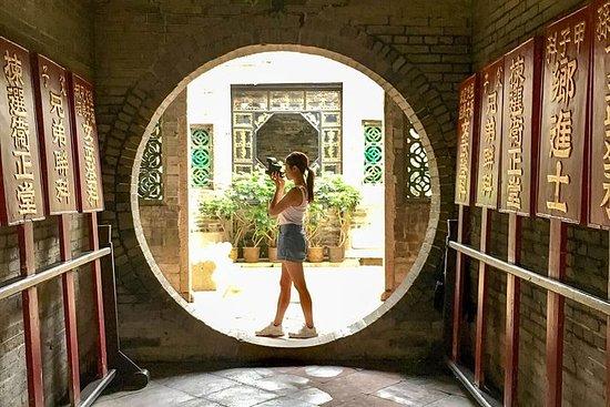Ping Shan Heritage Trail Polaroid...