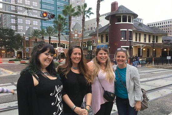 Historic Downtown Orlando Walking Tour