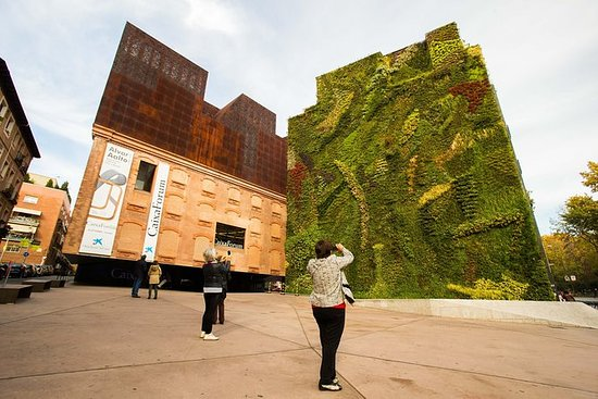 Billet d'admission Caixa Forum Madrid