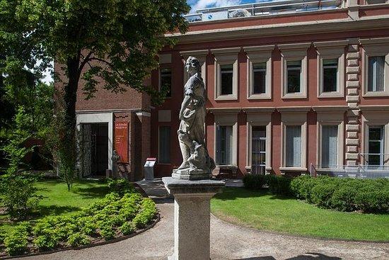 Billet d'admission au Musée Lázaro...