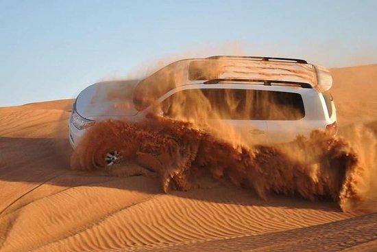 Desert Safari with BBQ Dinner...