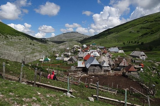 Authentic Bosnian Village Lukomir