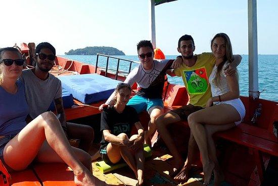 Excursão de mergulho com snorkel na...