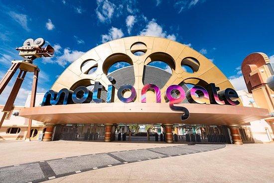 Dubai: Themapark Motiongate - 1 dag ...