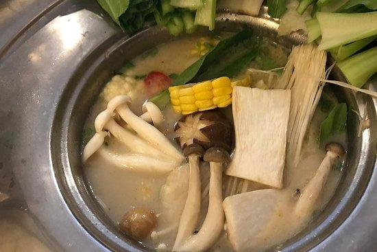Vegetarische Tour in Saigon