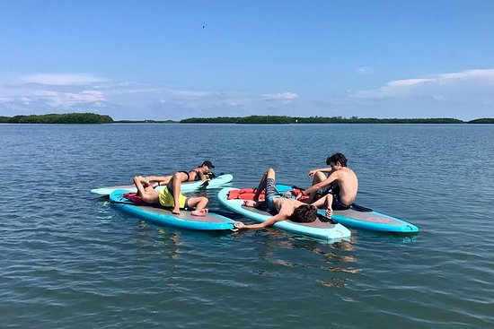 Paddleboard ou Kayak John's Pass