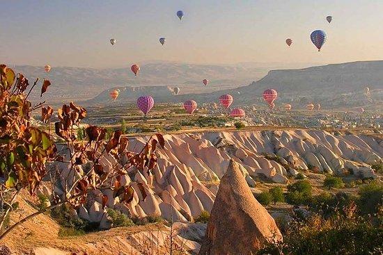 Cappadocia Honeymoon Exclusive 3 Day...