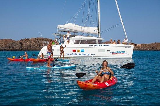 3-timers båttur til Isla de Lobos fra...