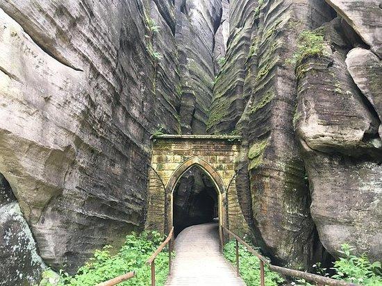 Adršpach-Teplice Rocks: visite guidée...
