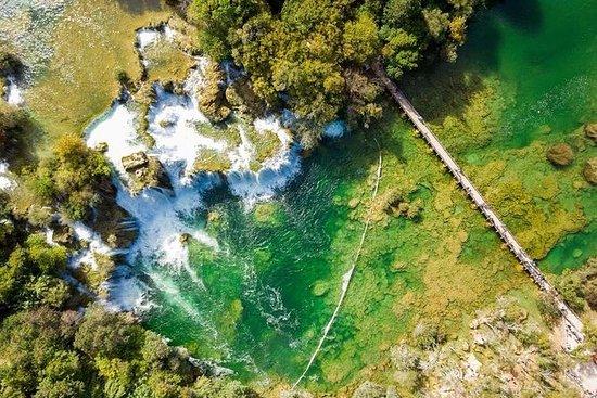 Discover Krka Waterfalls from Split...