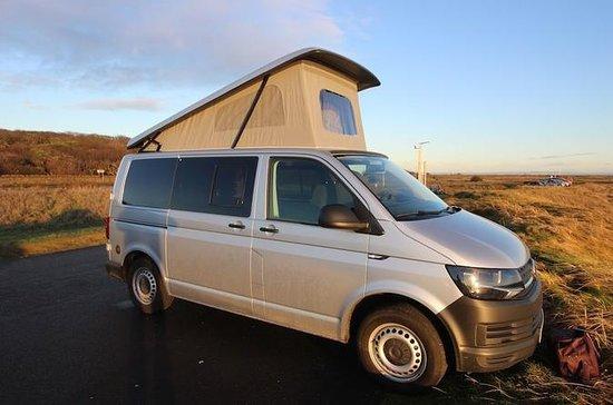 Visita la Scozia da VW Campervan con