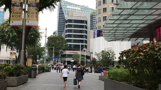 The Top 10 Things to Do Near Mandarin Orchard Singapore