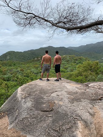 Great hike along the Magnetic Island Fort Walks. Amazing views at the top and interesting history.