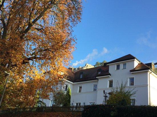 Obereichstaett, Saksa: Herbststimmung