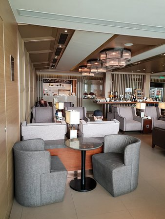 Plaza Premium Lounge (West Hall)
