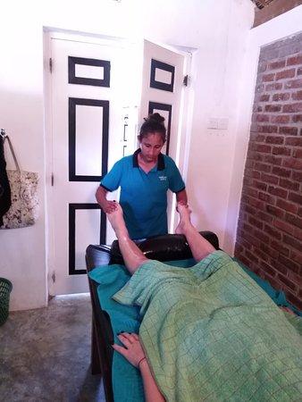 ayurveda massage malmö