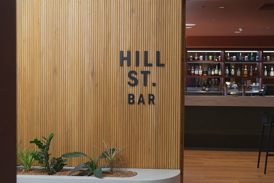 Welcome to Hill St. Bar