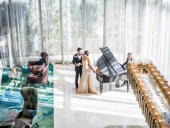 Wedding Couple Picture Of Intercontinental Jakarta Pondok Indah Tripadvisor