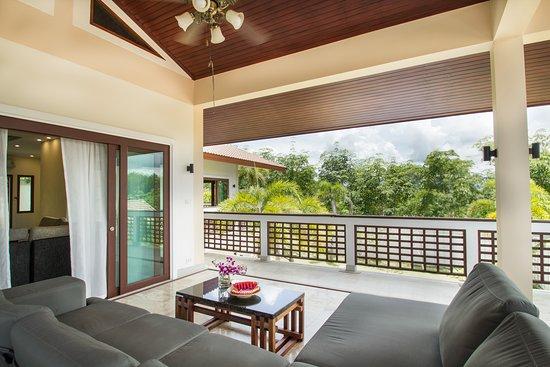 Balcony - Picture of Aonanta Pool Villas, Ao Nang - Tripadvisor