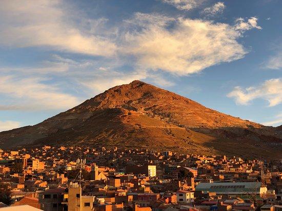 Bogata Góra w Potosí