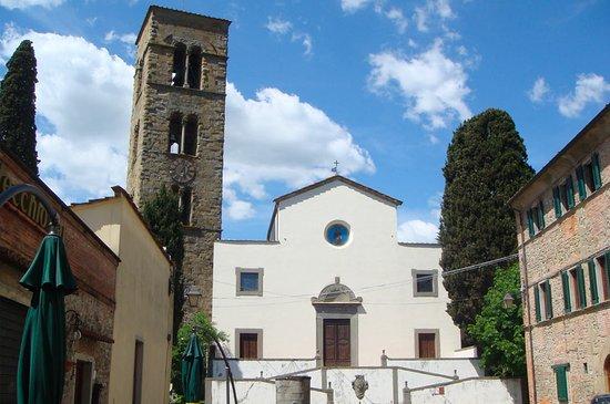 Buggiano, Taliansko: המרכז ההיסטורי